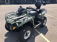 2018 can-am Outlander MAX 570 for sale 200499370