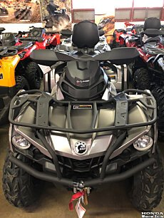 2018 can-am Outlander MAX 570 for sale 200501642