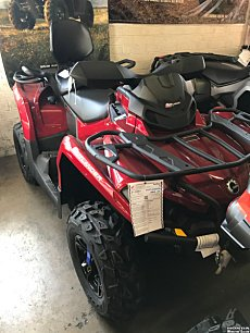 2018 can-am Outlander MAX 570 for sale 200501658