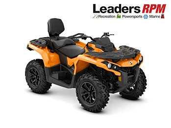 2018 can-am Outlander MAX 650 for sale 200511224