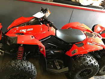 2018 can-am Renegade 1000R for sale 200501700