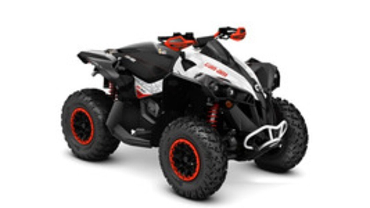 2018 can-am Renegade 850 for sale 200499562