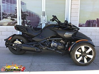 2018 can-am Spyder F3 for sale 200524993
