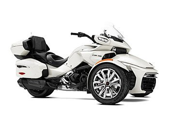 2018 can-am Spyder F3 for sale 200532996