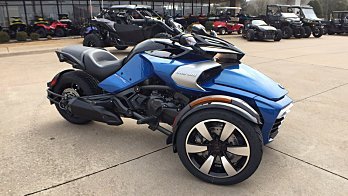 2018 can-am Spyder F3 for sale 200534177
