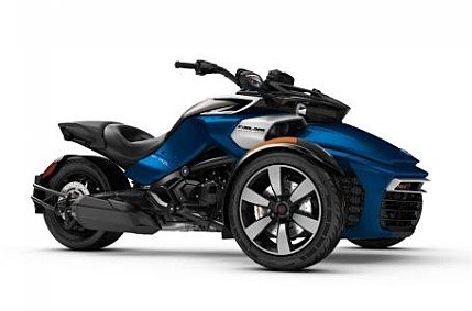 2018 can-am Spyder F3 for sale 200604134