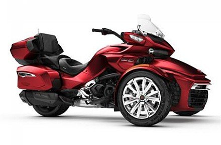 2018 can-am Spyder F3 for sale 200641590