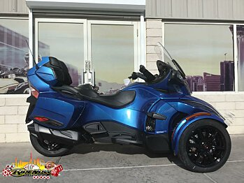 2018 can-am Spyder RT for sale 200531072