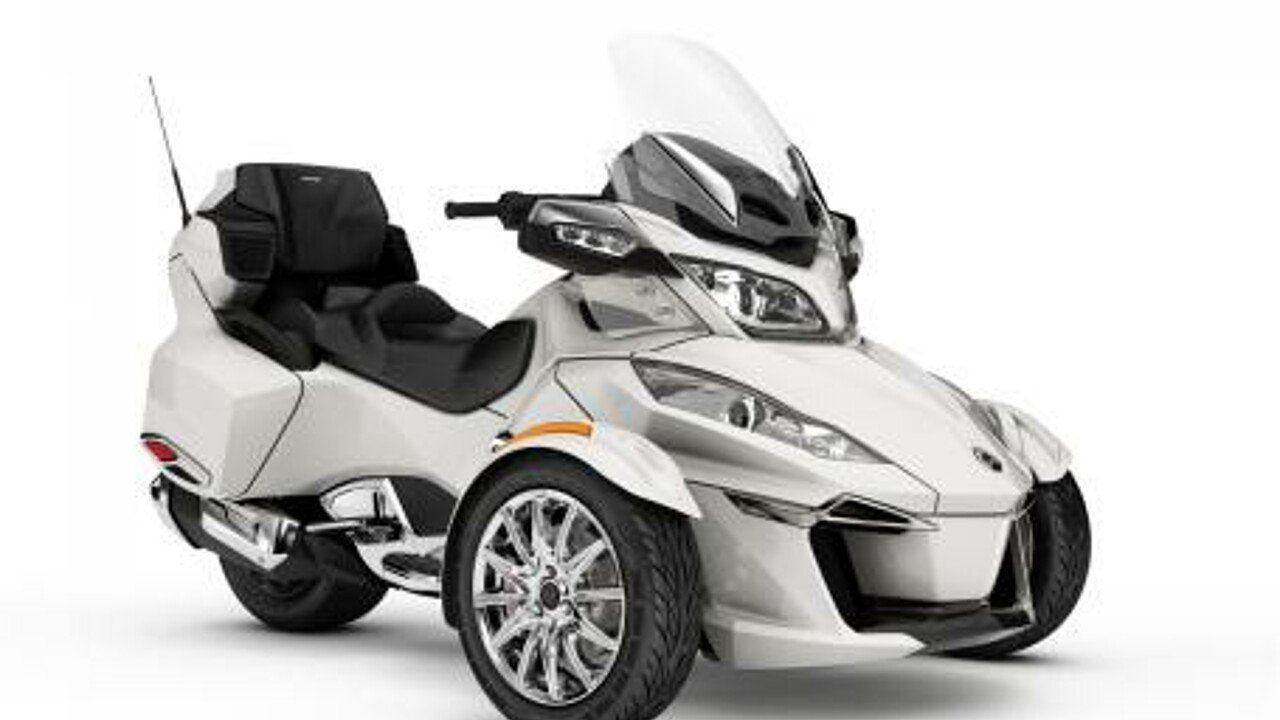 2018 can-am Spyder RT for sale 200553001