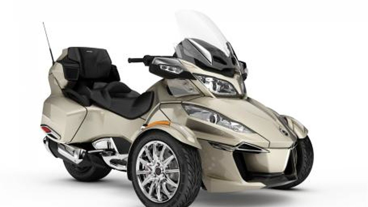 2018 can-am Spyder RT for sale 200553003