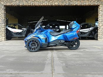 2018 can-am Spyder RT for sale 200565652