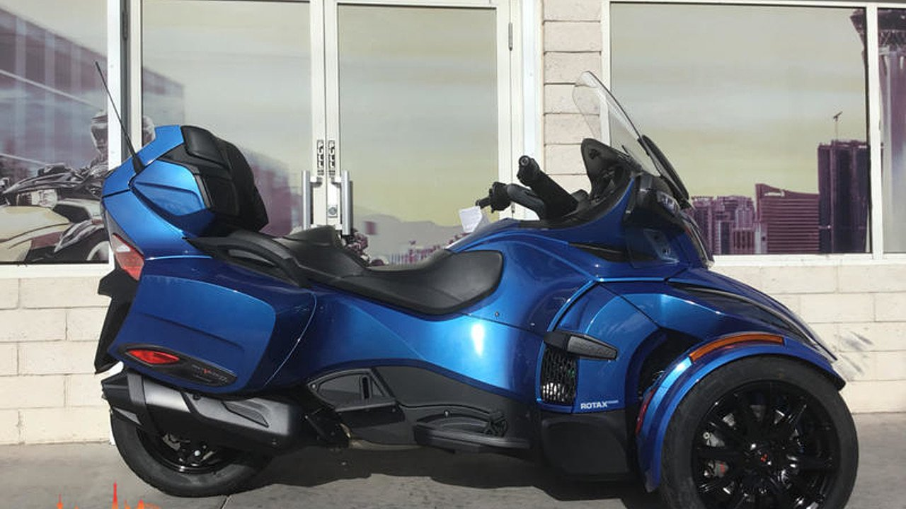 2018 can-am Spyder RT for sale 200580694