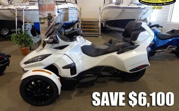 2018 can-am Spyder RT for sale 200600444