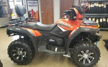 2018 cfmoto CForce 500 for sale 200610256