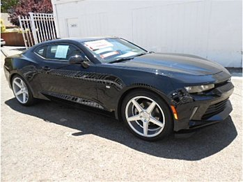 2018 chevrolet Camaro LT Coupe for sale 101001644