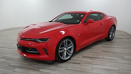 2018 chevrolet Camaro LT Coupe for sale 101025922