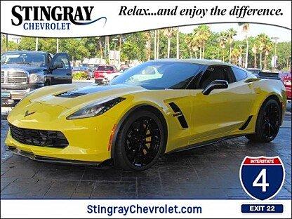 2018 chevrolet Corvette Grand Sport Coupe for sale 100892389