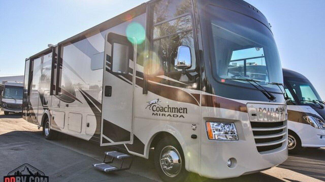 2018 coachmen Mirada for sale 300141265