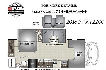 2018 coachmen Prism for sale 300145559