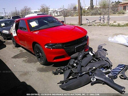 2018 dodge Charger SXT for sale 101015574