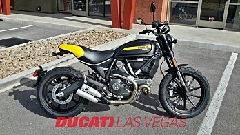 2018 ducati Scrambler for sale 200535092