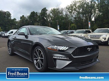 2018 ford Mustang Coupe for sale 101005655