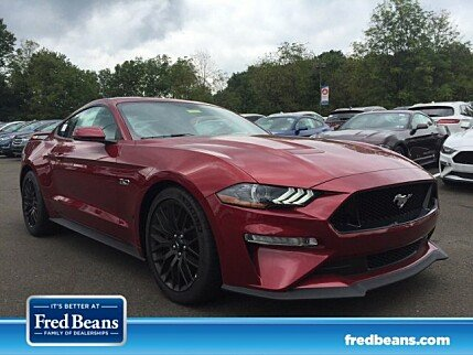 2018 ford Mustang GT Coupe for sale 101005657