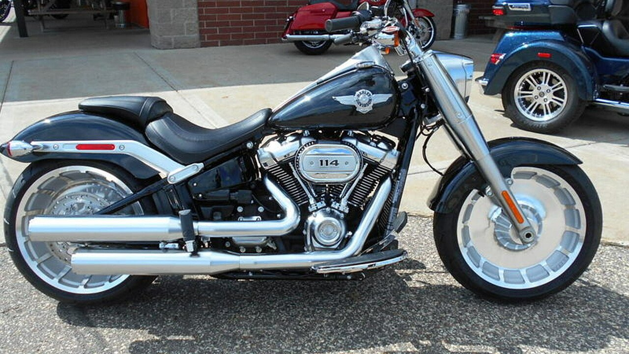 2018 harley davidson softail for sale near mauston wisconsin 53948 motorcycles on autotrader. Black Bedroom Furniture Sets. Home Design Ideas