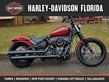 2018 harley-davidson Softail Street Bob for sale 200521587