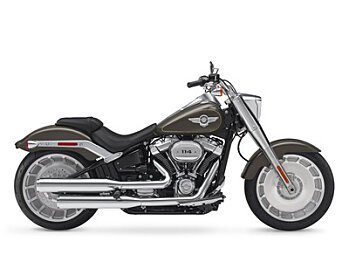 2018 harley-davidson Softail Fat Boy 114 for sale 200548279