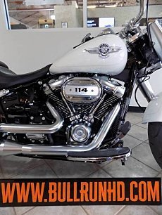 2018 harley-davidson Softail for sale 200603594