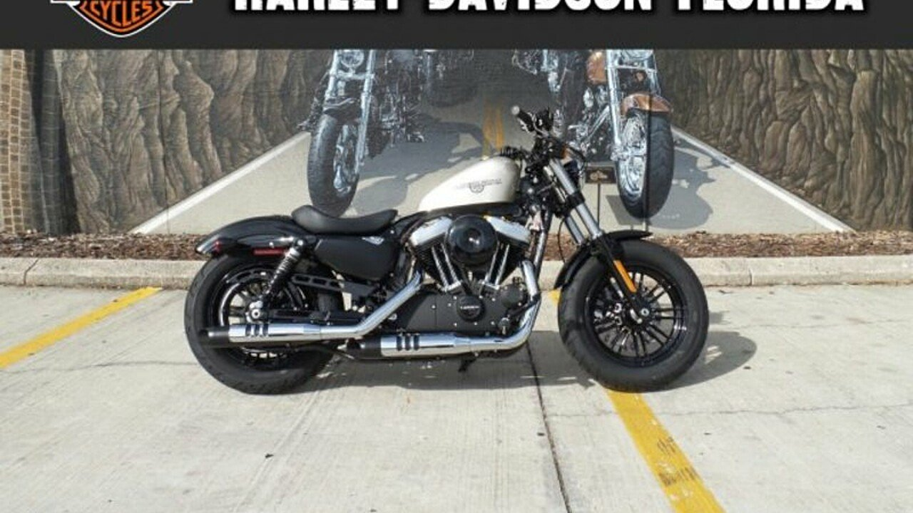 2018 harley-davidson Sportster Forty-Eight for sale 200598727