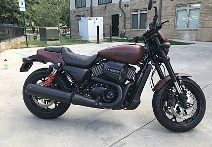 2018 harley-davidson Street 750 for sale 200605566
