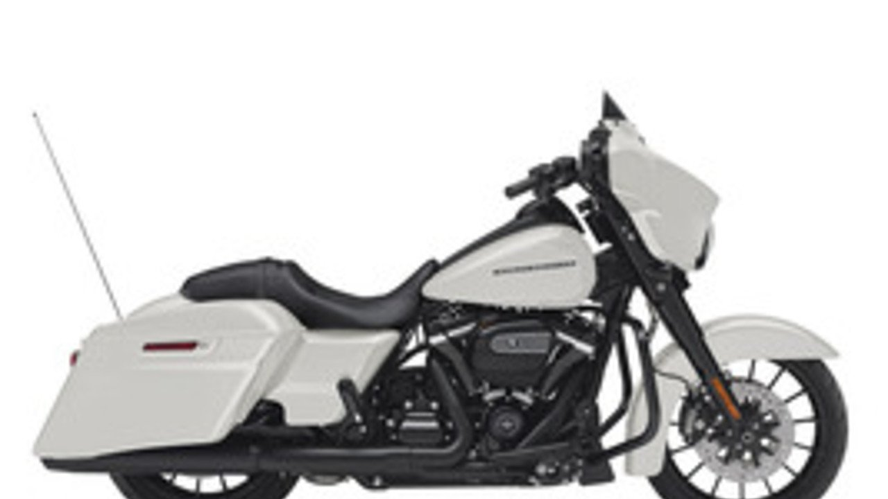 2018 harley-davidson Touring Street Glide Special for sale 200591925