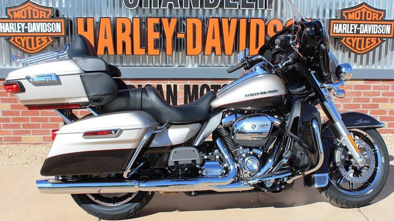2018 harley-davidson Touring Ultra Limited for sale 200610605