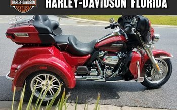 2018 harley-davidson Trike Tri Glide Ultra for sale 200523700