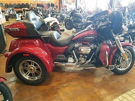 2018 harley-davidson Trike for sale 200528942