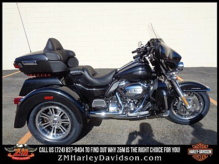 2018 harley-davidson Trike for sale 200530849