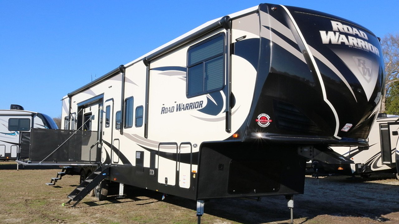 2018 heartland Road Warrior for sale 300168028