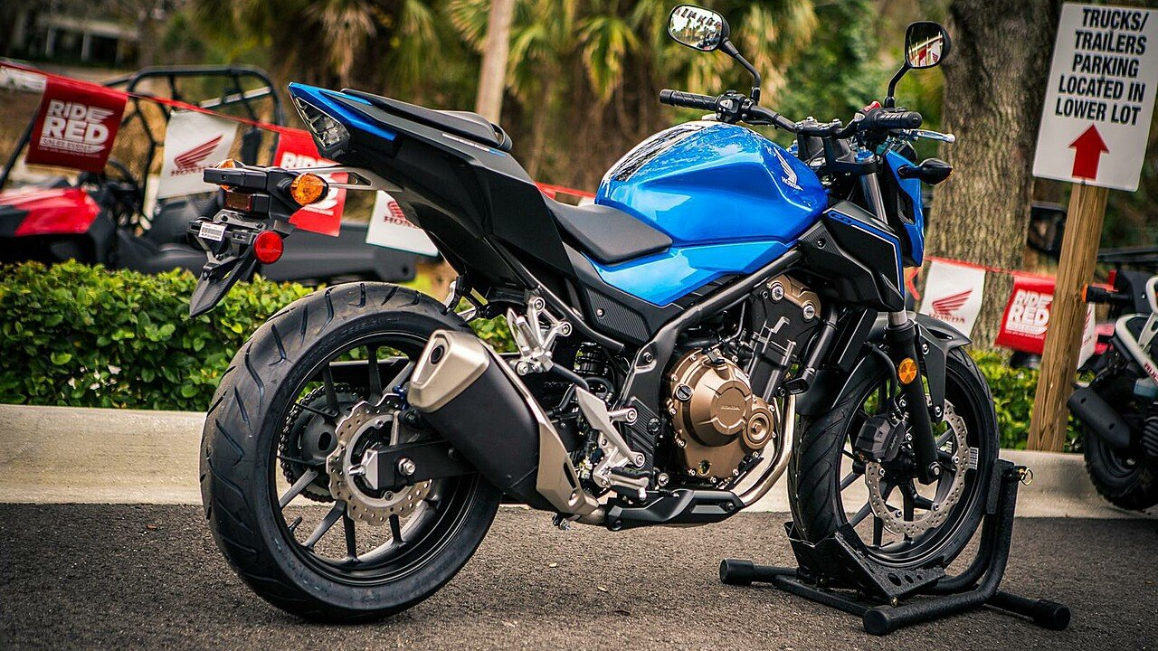 2018 honda CB500F for sale near Deland, Florida 32720 ...