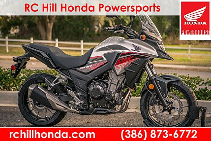 2018 honda CB500X for sale 200533129