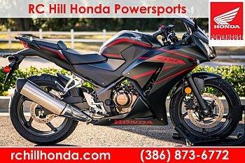 2018 honda CBR300R for sale 200590139