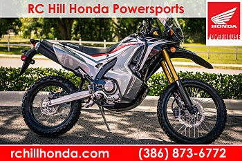 2018 honda CRF250L for sale 200563503
