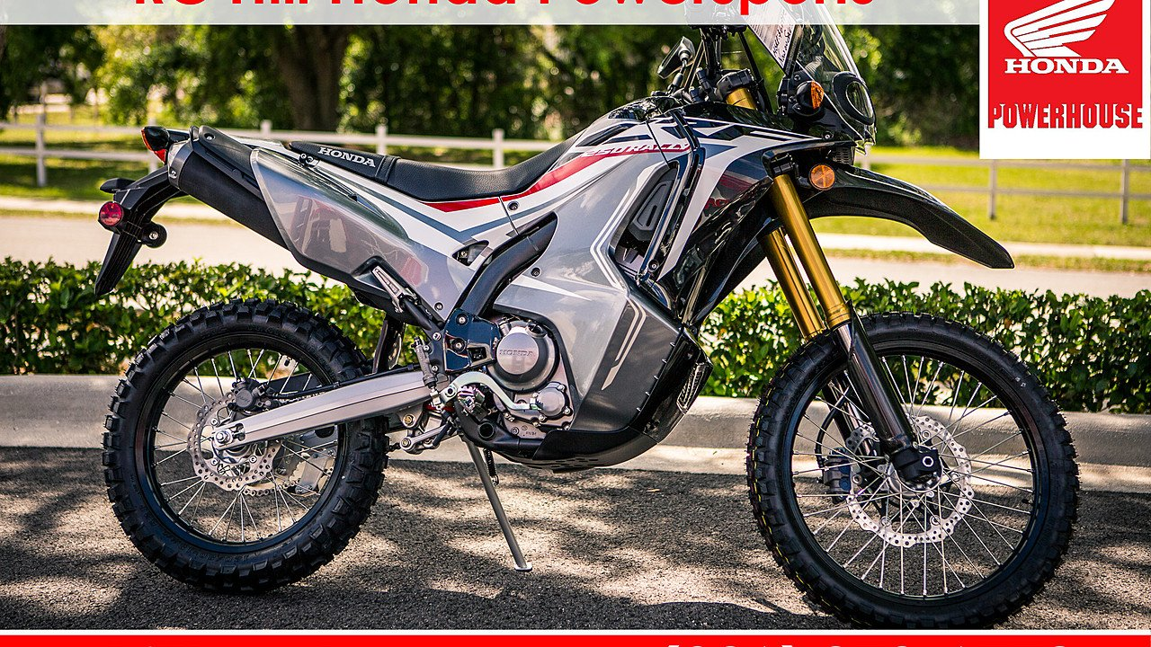 2018 honda CRF250L for sale 200563503