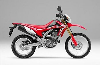 2018 honda CRF250L for sale 200612434