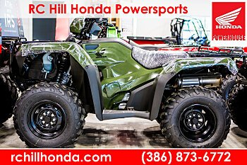 2018 honda FourTrax Foreman Rubicon 4x4 Automatic for sale 200535287