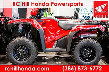 2018 honda FourTrax Foreman Rubicon 4x4 Automatic EPS for sale 200590141