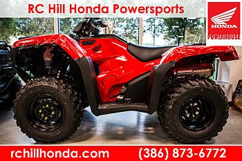 2018 honda FourTrax Rancher for sale 200539838