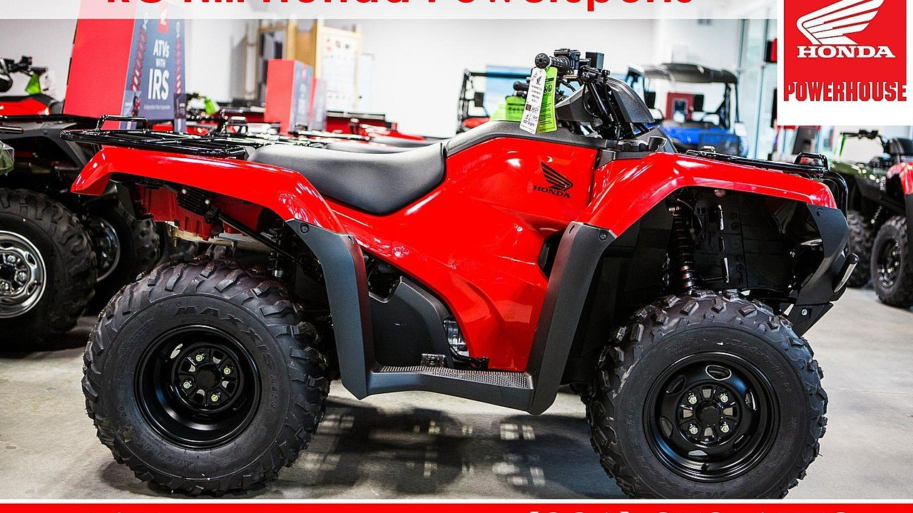 2018 honda FourTrax Rancher for sale 200587822