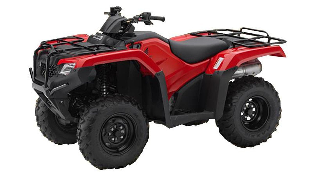 2018 honda FourTrax Rancher for sale 200618340